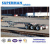 40FT Gooseneck Skeletal Frame Container Semi Utility Trailer