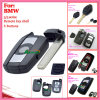 Auto Smart Key Shell for BMW 5 Series with 3 Buttons with The Battery Cover