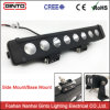 4WD LED Lightbar Single Row 10W Offroad LED Bar 12V 24V for Trucks