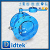 Didtek Fully Open Disc Carbon Steel Butterfly Check Valve