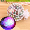 New LED Flashing Squeeze Stress Ball with Crystal Water Beads