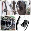 Agile 500W Bike Hub Motor Kit with Lithium Battery