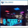 Translucent Artificial Marble Wine Home LED Bar Counter