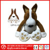 Cute Bull Terrier Dog of Plush Toy for Promotional Gift