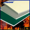 White Core Fireproof Aluminium Composite Panel for Curtain Wall with 20 Years