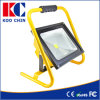 Rechargeable 50W 3~12hours LED Outdoor Lights