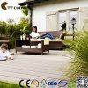 Decoration Material Hollow Composite Decking Types