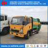 HOWO Mini 5m3 Compressed Garbage Truck 4tons Garbage Compactor Truck
