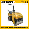 Factory Supply New 1 Ton Double Drum Small Road Roller