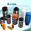 Polymer Plastic Muffler in Pneumatic Industry to Reduce Exhaust