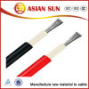 TUV Approval PV Grade 4mm2 and 6mm2 Solar Cable