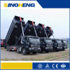 HOWO A7 8X4 Dump Truck 31 Ton with Strong Body