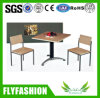Coffee Shop Table and Chair for Sale (DT-14)