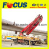 48m, 52m Radio Remote Control Truck-Mounted Boom Concrete Pump with Isuzu Chassis