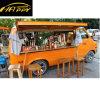 New Competitive Price Coffee Vending Pizza Trailer Ice Cream Cart