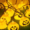 5m 30 LED Haloween Decoration Pumpkin Orange String Light