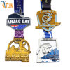 2020 Factory Custom 2D/3D Blank Metal New Design Sport and Honor Medal