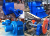 Pelton Turbine / Water Turbine / Hydro Turbine / Double Nozzle Pelton / High Quality