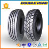 Double Road 315/80r22.5 Truck Tyre