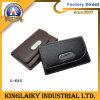 100% Genunine Leather Card Holder with Custom Logo (K-015)