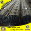 Flat Oval Balck Annealed Steel Tubes