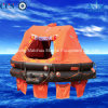 Davit-Launching/Davit-Launched Self-Righiting Inflatable Liferaft with 25/37 Person