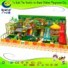 Cheap Commercial Children Indoor Soft Play Equipment Amusement Park Playground