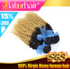 Brazilian Ombre Kinky Curly Hair 100% Human Hair Extensions