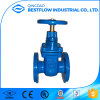 Ductile Iron/Cast Iron Metal Seated Flanged Gate Valve