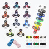 Metal/ Brass/ Titanium/ Aluminium Alloy EDC Fidget Spinner with Hybrid Ceramic Bearing