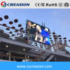 Outdoor P10, P8, P6.67 Ultra Thin LED Sign Front Maintenance IP68