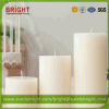 Colored Unscented Smooth Pillar Candle Used on Home Decoration