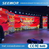 SMD3528 P6.25mm Indoor Rental LED Billboard