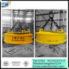 Fast Delivery Round/Circular Shape Lifting Magnet for Lifting Steel Scrap of MW5 Series