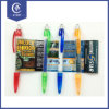 Advertising Promotional Promotion Custom Plastic Ballpen Cheap with Customer Logo
