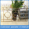 Rose Golden Stainless Steel New Design Room Divider for Hall