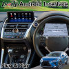 Android Car GPS Navigation Interface for 2017-2020 Lexus Nx300h Nx200t