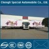 Jianghuai 4X2 JAC Brand LHD Outdoor Stage Truck