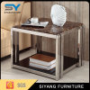 Country French Furniture Steel Vintage Side Table