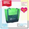 Imee Custom Service Notecase Shape Folded Folding Foldable Eco Supermarket Grocery Bags