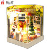2017 New Design Educational Wooden DIY Kids Toy