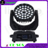 36PCS 6in1 Zoom Stage Beam LED Moving Head Wash