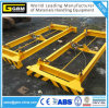 20FT 40FT Simple Automatic Fixed Spreader Beam Mobile Type Container Spreader Lifting