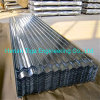 0.12mm Thickness Regular Spangle 9 Waves HDG Corrugated Roofing Sheets