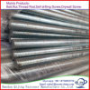 Carbon Steel Zinc Plated Galvanized Acme ASTM Thread Rod/ Threaded Rod