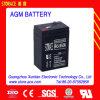 6V 4.5ah AGM Battery for Emergency Lighting/ Telecom
