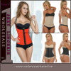 Sexy Latex Steel Sport Waist Training Underwear Lingerie Corset (TW881)