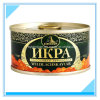 140g Canned Food Tin Can for Caviar
