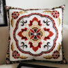 45X45cm Embroidery 100% Cotton Decorative Sofa Pillow Cushion Cover (C14106-6)