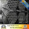 Welding Black Painted Round Steel Pipe for Fence and Building